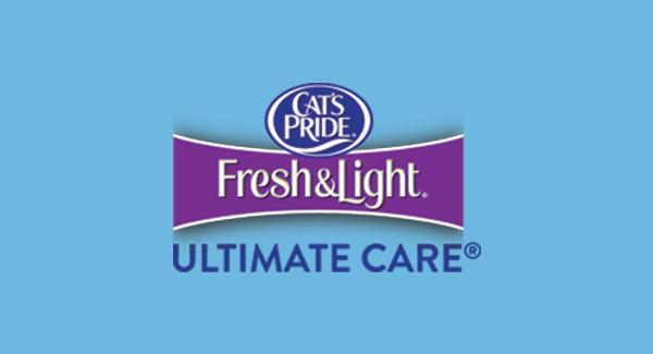 Cat's Pride Fresh & Light Ultimate Care Logo