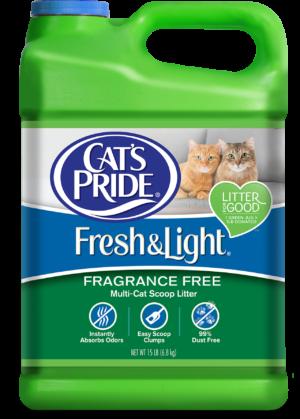 fresh light fragrance free